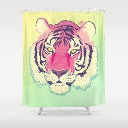 Electigre Shower Curtain