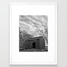 Barntastic Framed Art Print