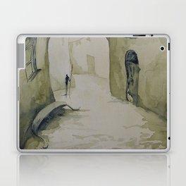 Along the streets Laptop & iPad Skin