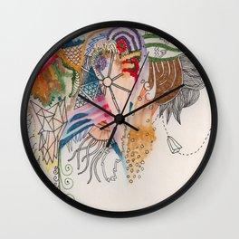 Fake Empire Wall Clock