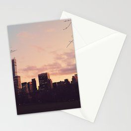 City Brights Stationery Cards