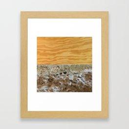 kamen Framed Art Print