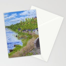 Chinon France Stationery Cards