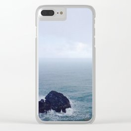Stonehaven Sea Clear iPhone Case