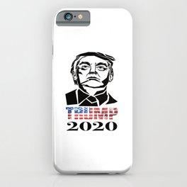 Trump 2020 iPhone Case
