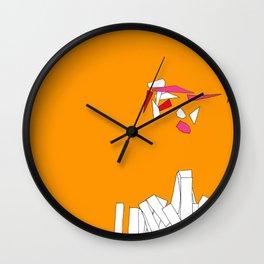 Fragmentation 1 Wall Clock