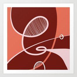 untitled 12 Art Print