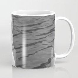 Sunning Swan by Teresa Thompson Coffee Mug