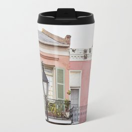 New Orleans Golden Hour in the Quarter Travel Mug