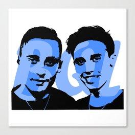 BQL Canvas Print