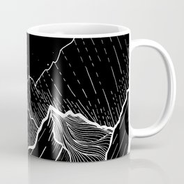Sea mountains Coffee Mug
