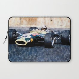 Jim Clark, Lotus Laptop Sleeve