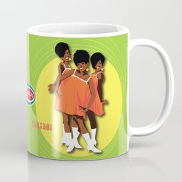 The Marvelettes Subway Soul Coffee Mug