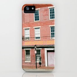 Petersburg, Virginia iPhone Case