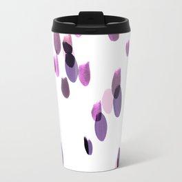painted dots 9 Travel Mug