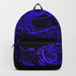 Epic Dragon Blue Backpack