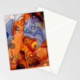 Watch Stationery Cards