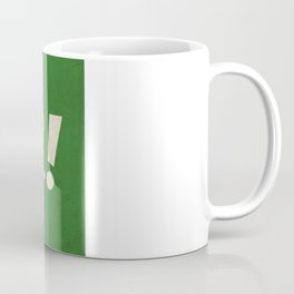 Subliminal Currency Coffee Mug