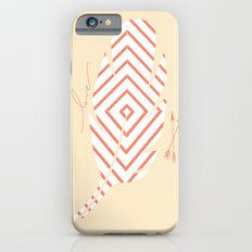 Stripped Feather Slim Case iPhone 6s