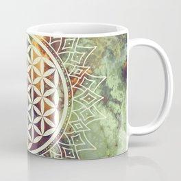 Flower Of Life (Nature's Beauty) Coffee Mug