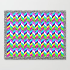 Glitter Guild Canvas Print