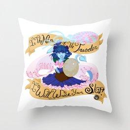 Sailor Jester Throw Pillow