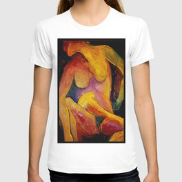 Twisted Torso - Self Portrait T-shirt