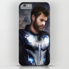 God of Thunder (Infinity War) iPhone Case