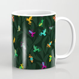 Frogs of the Jungle Coffee Mug