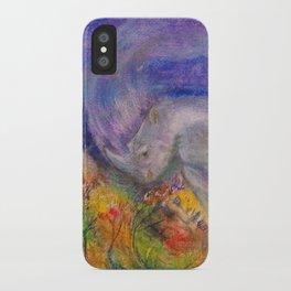 Rhino Wave iPhone Case