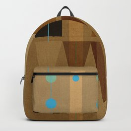 Geometric/Abstract 10 Backpack