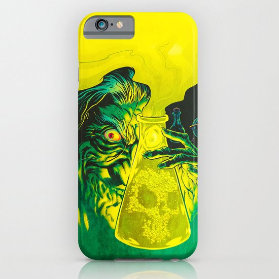 MAD SCIENCE! iPhone & iPod Case