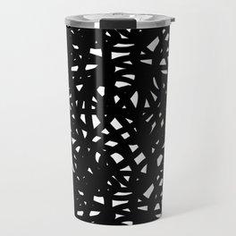B&W Freeform Travel Mug