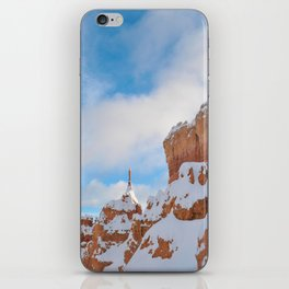 Bryce Canyon in January iPhone Skin