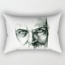 Cynical Sufferance Rectangular Pillow