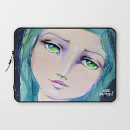 Dreamer by Jane Davenport Laptop Sleeve