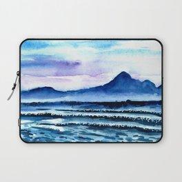 Bali Bingin ocean beach Laptop Sleeve