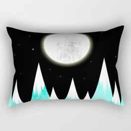 Beauty Night Rectangular Pillow