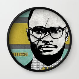 COOL REBIRTHED Wall Clock