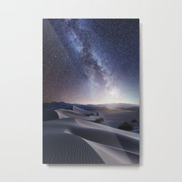 Dreaming of Mesquite II Metal Print