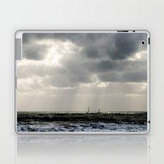 Dark Seaside Laptop & iPad Skin