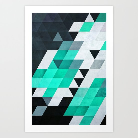 mynt Art Print