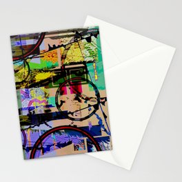 I'd Rather Be Nothing Stationery Cards
