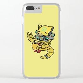 Zenyabra Clear iPhone Case