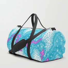 90s Jazz Galaxy Duffle Bag