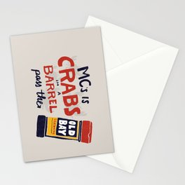 Old Bay Stationery Cards