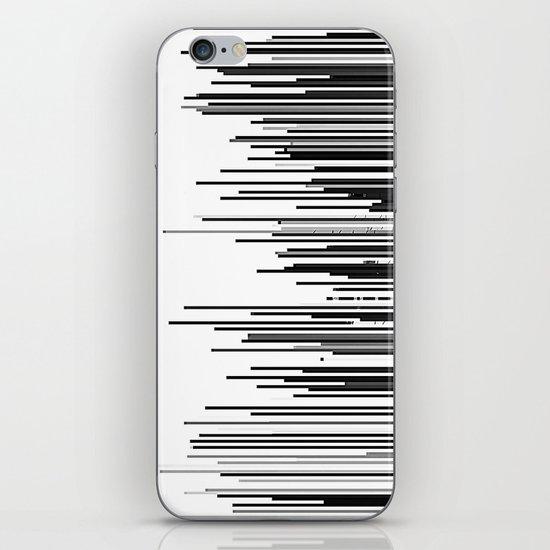 reception iPhone & iPod Skin