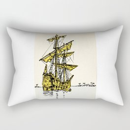 The Story of Mankind (A New World) Rectangular Pillow