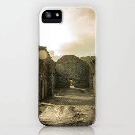 Glendalough Glow iPhone Case