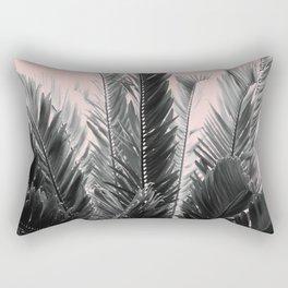 Tropical Leaves Dream #7 #tropical #decor #art #society6 Rectangular Pillow